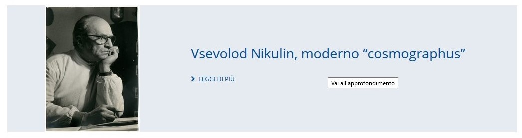 Approfondimento su Vsevolod Nikulin