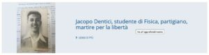 Approfondimento su Jacopo Dentici